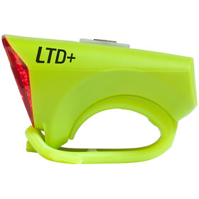 Cube LTD+ Safety Lamp red LED, green